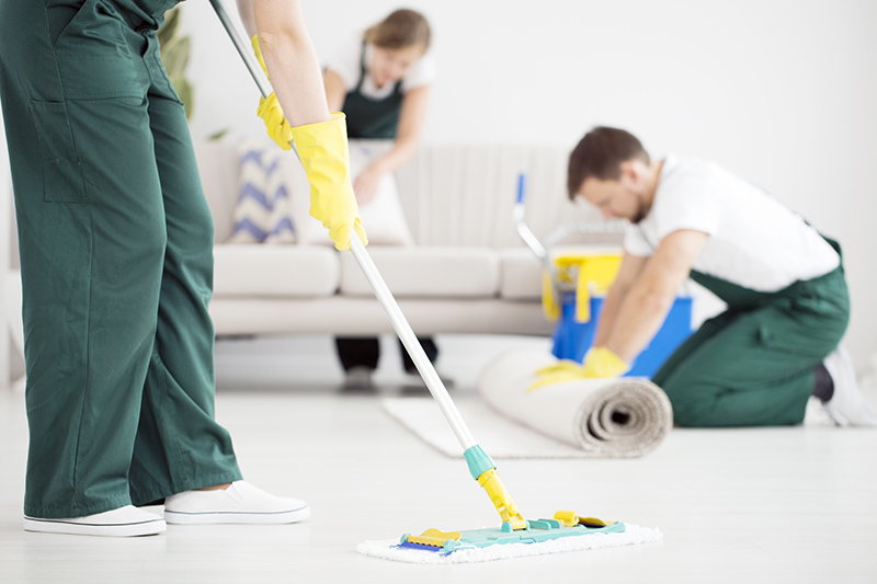 Cleaning Services Near Me in Chesterfield Derbyshire