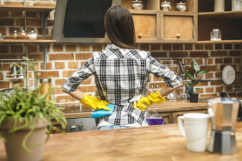 House Cleaning Services Near Me in Chesterfield Derbyshire